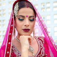 ... Indian bridal makeup and have the ability to make you look extremely glamorous, keeping that traditional vibe alive. They will also work on your hair ...